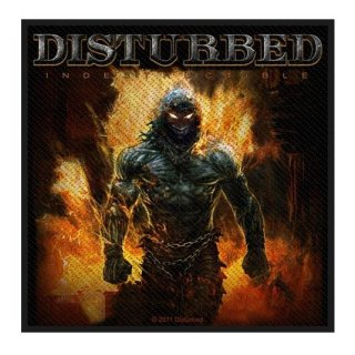 DISTURBED Indestructible, パッチ