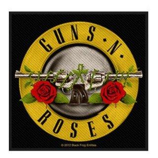 GUNS N' ROSES Bullet Logo, パッチ