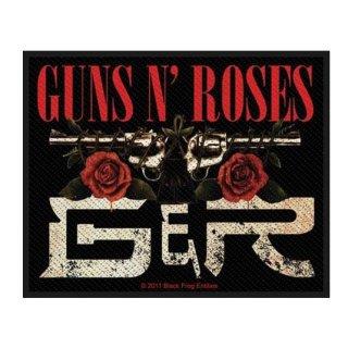 GUNS N' ROSES Gnu Roses, パッチ