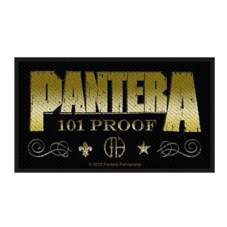 PANTERA Whiskey Label, パッチ