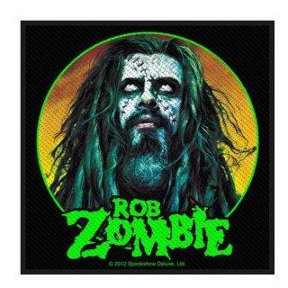 ROB ZOMBIE Zombie Face, パッチ