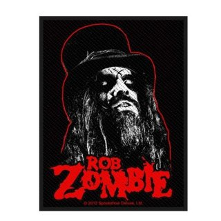 ROB ZOMBIE Portrait, パッチ