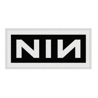 NINE INCH NAILS Logo, パッチ
