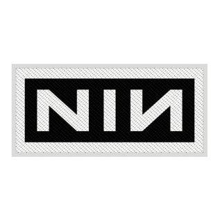 NINE INCH NAILS Logo, パッチ