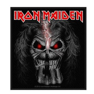 IRON MAIDEN Eddie Candle Finger, パッチ