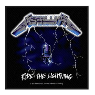 METALLICA Ride The Lightning/Ro, パッチ
