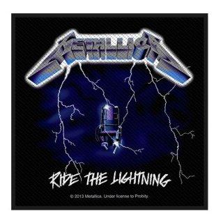 METALLICA Ride The Lightning/Ro, パッチ