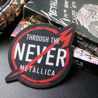 METALLICA Through The Never, パッチ