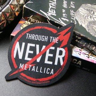 METALLICA Through The Never, パッチ
