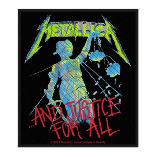 METALLICA And Justice For All, パッチ