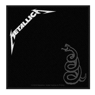 METALLICA Black Album, パッチ