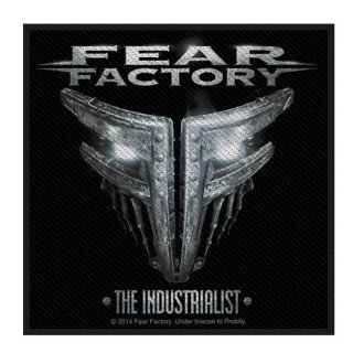 FEAR FACTORY The Industrialist, パッチ