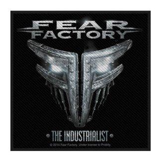 FEAR FACTORY The Industrialist, パッチ