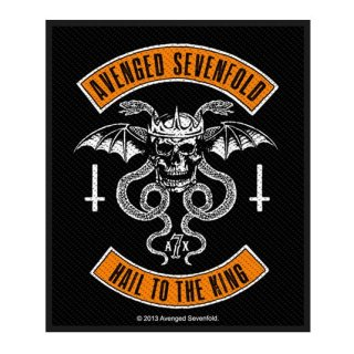 AVENGED SEVENFOLD Biker, パッチ