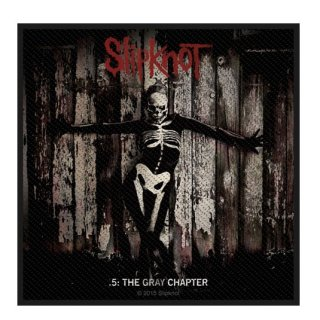 SLIPKNOT .5: The Gray Chapter, パッチ