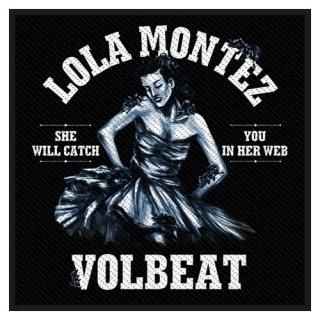 VOLBEAT Logo Montez, パッチ