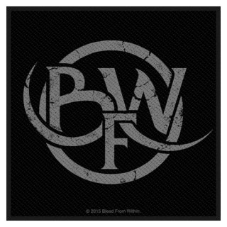 BLEED FROM WITHIN Bwf, パッチ