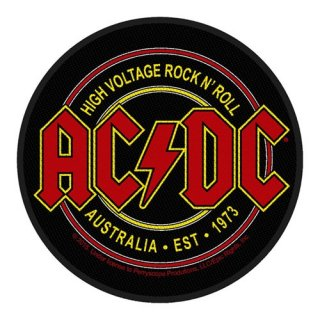 AC/DC High Voltage Rock N Roll, パッチ