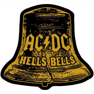 AC/DC Hells Bells Cut Out, パッチ