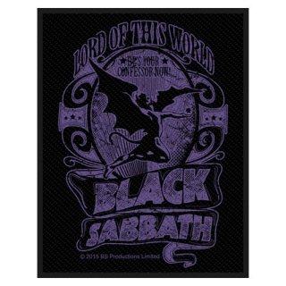 BLACK SABBATH Lord Of This World, パッチ