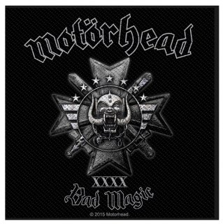 MOTORHEAD Bad Magic, パッチ
