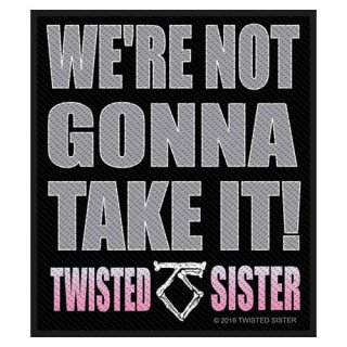 TWISTED SISTER We're Not Gonna Take It!, パッチ