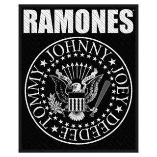 RAMONES Classic Seal, パッチ