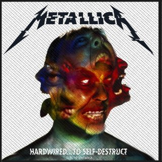 METALLICA Hardwired To Self Destruct, パッチ
