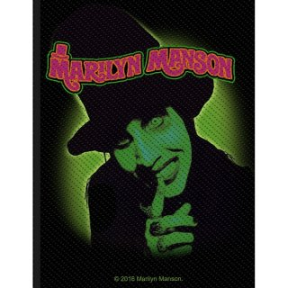 MARILYN MANSON Smells Like Children, パッチ