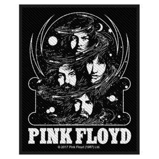 PINK FLOYD Cosmic Faces, パッチ
