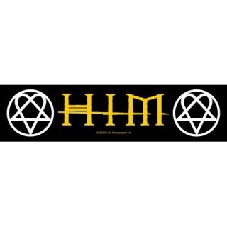 HIM Logo / Heartagram, パッチ