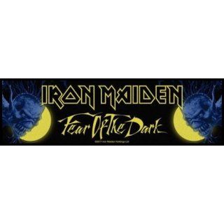 IRON MAIDEN Fear Of The Dark, ストライプパッチ