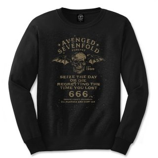 AVENGED SEVENFOLD Seize the Day, ロングTシャツ
