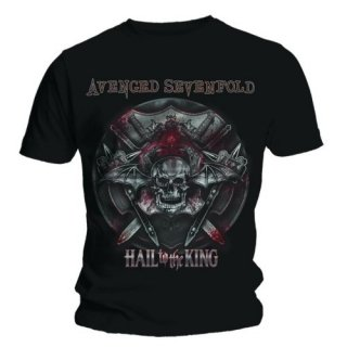 AVENGED SEVENFOLD Battle Armour, Tシャツ