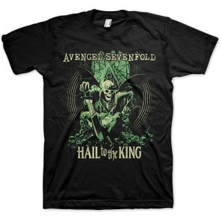 AVENGED SEVENFOLD Hail to the King En Vie, Tシャツ