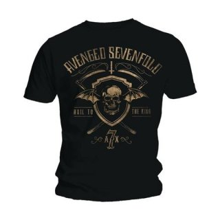 AVENGED SEVENFOLD Shield & Sickle, Tシャツ