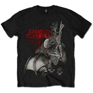 AVENGED SEVENFOLD Spine Climber, Tシャツ