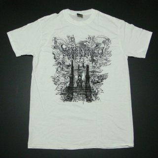AVENGED SEVENFOLD Land of Cain, Tシャツ