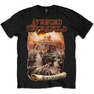 AVENGED SEVENFOLD Germany, Tシャツ