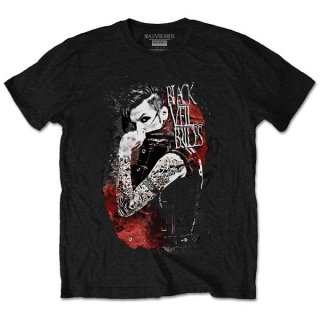 BLACK VEIL BRIDES Bride's Inferno, Tシャツ