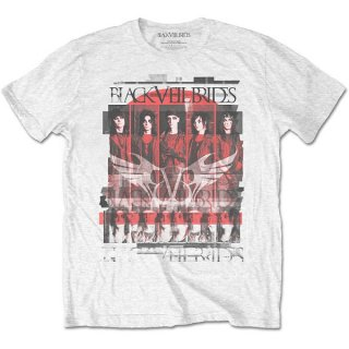 BLACK VEIL BRIDES Group Scatter, Tシャツ