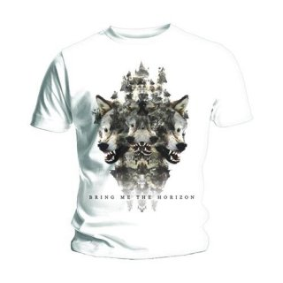 BRING ME THE HORIZON Wolven Version 2, Tシャツ