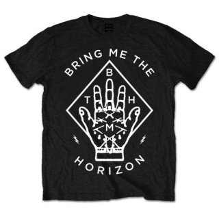 BRING ME THE HORIZON Diamond Hand, Tシャツ