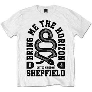 BRING ME THE HORIZON Snake, Tシャツ