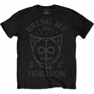 BRING ME THE HORIZON Hand Drawn Shield, Tシャツ