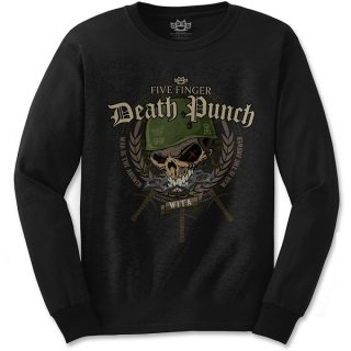 FIVE FINGER DEATH PUNCH Warhead, ロングTシャツ