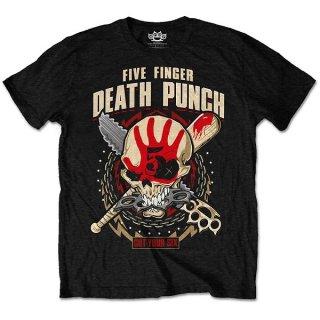 FIVE FINGER DEATH PUNCH Zombie Kill, Tシャツ