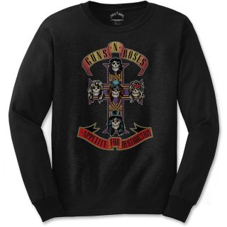 GUNS N' ROSES Appetite for Destruction, ロングTシャツ