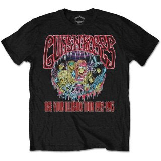GUNS N' ROSES Illusion Monsters, Tシャツ