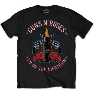 GUNS N' ROSES Night Train, Tシャツ